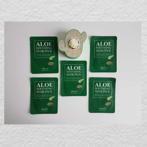 aloe soothing mask pack2